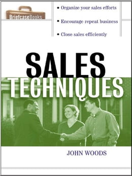 Book Sales Techniques by Brooks, William