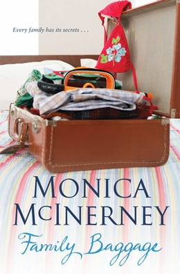 Book Family Baggage by Monica McInerney
