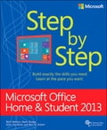 Microsoft Office Home and Student 2013 Step by Step Deal