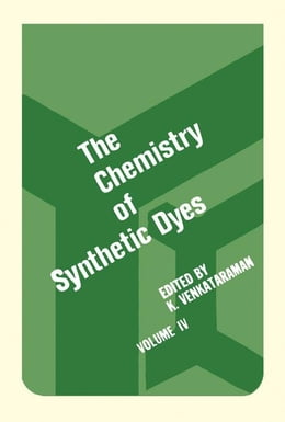 Book The Chemistry Of Synthetic Dyes V4 by Venkataraman, K