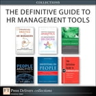 The Definitive Guide to HR Management Tools (Collection) by Alison Davis