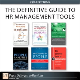 Book The Definitive Guide to HR Management Tools (Collection) by Alison Davis