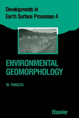 Book Environmental Geomorphology by Panizza, Mario