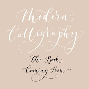 Modern Calligraphy Mastering the Art of Creativity