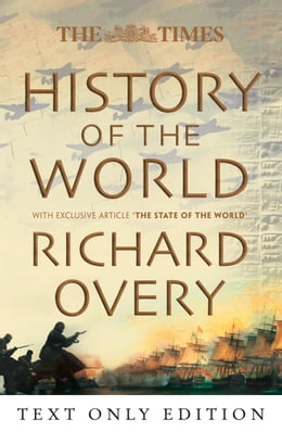 Book The Times History of the World by Richard Overy