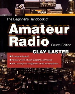 Book The Beginner's Handbook of Amateur Radio by Laster, Clay