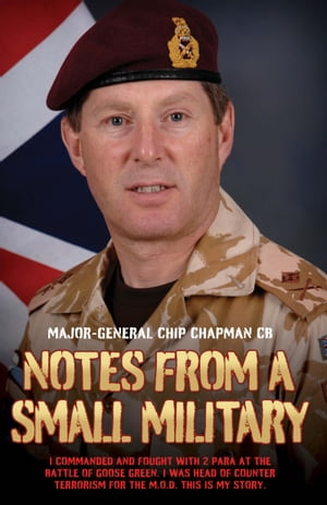 Notes From a Small Military - I Commanded and Fought with 2 Para at the Battle of Goose Green. I was Head of Counter Terrorism for the M.O.D. This is