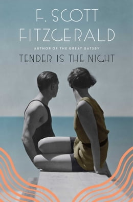 Book Tender is the Night by F. Scott Fitzgerald