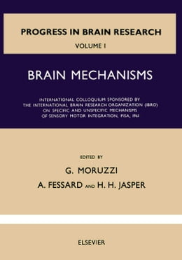 Book Brain Mechanisms by Unknown, Author