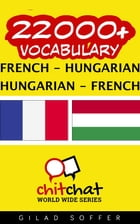 22000+ Vocabulary French - Hungarian