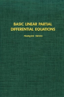 Book Basic Linear Partial Differential Equations by TREVES