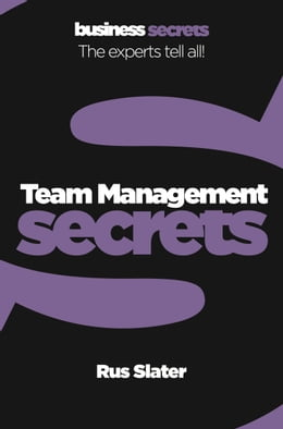 Book Team Management (Collins Business Secrets) by Rus Slater