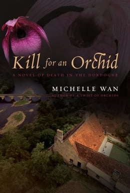Book Kill for an Orchid by Michelle Wan
