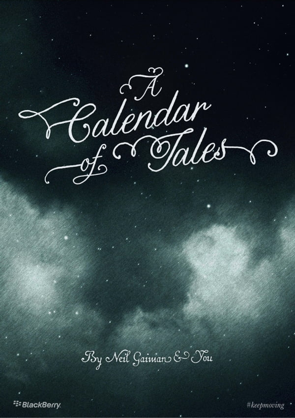 A Calendar of Tales cover image