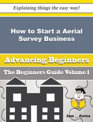 How to Start a Aerial Survey Business (Beginners Guide): How to Start a Aerial Survey Business (Beginners Guide) by Misti Rosenberg