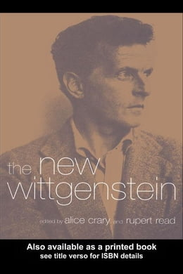 Book The New Wittgenstein by Crary, Alice Marguerite