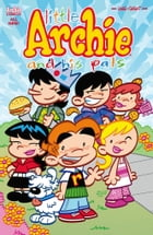 Little Archie One-Shot by Art Baltazar and Franco