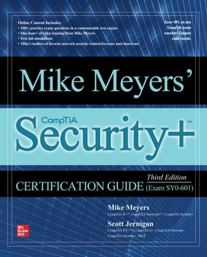 Mike Meyers' CompTIA Security+ Certification Guide, Third Edition (Exam SY0-601) by Mike Meyers