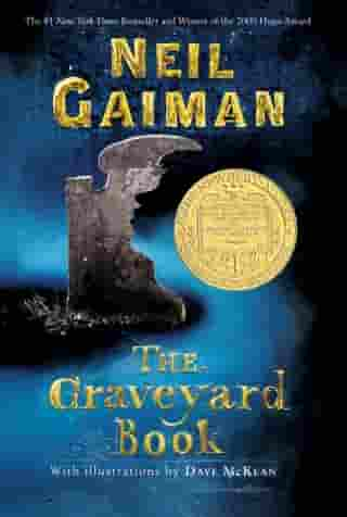 The Graveyard Book de Neil Gaiman