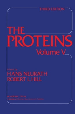Book The Proteins Pt 5 by Neurath, Hans
