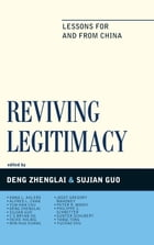 Reviving Legitimacy: Lessons for and from China