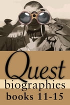 Quest Biographies Bundle — Books 11–15: William Lyon Mackenzie King / René Lévesque / Samuel de…