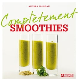 Book Complètement smoothies by Andrea Jourdan