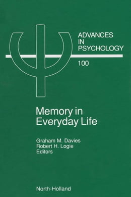 Book Memory in Everyday Life by Davies, G. M.