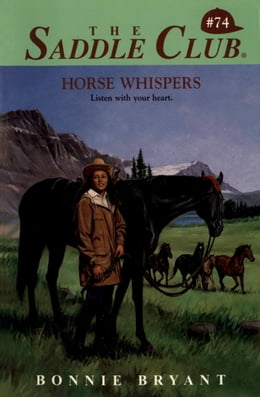 Book Horse Whispers by Bonnie Bryant