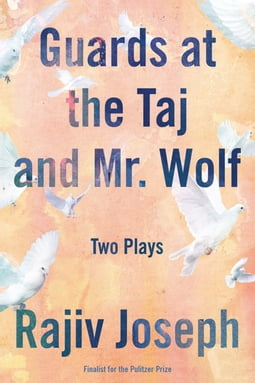 Guards at the Taj and Mr. Wolf