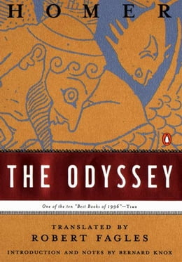 Book The Odyssey by Robert Fagles
