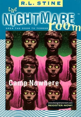 Book The Nightmare Room #9: Camp Nowhere by R.L. Stine