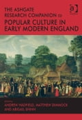 The Ashgate Research Companion to Popular Culture in Early Modern England is a comprehensive, interdisciplinary examination of current research on popular culture in the early modern era. For the first time a detailed yet wide-ranging consideration of the breadth and scope of early modern popular culture in England is collected in one volume, highlighting the interplay of 'low' and 'high' modes of cultural production (while also questioning the validity of such terminology). The authors examine