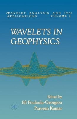 Book Wavelets in Geophysics by Foufoula-Georgiou, Efi