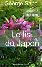 Le lis du Japon by George Sand