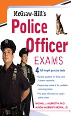 McGraw-Hill's Police Officer Exams by Alison McKenney-Brown