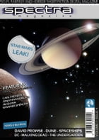 Spectra Magazine - Issue 4: Sci-fi, Fantasy and Horror Short Fiction by Paul Andrews