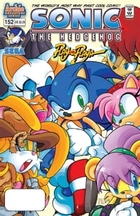 Sonic the Hedgehog #152