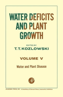 Book Water and Plant Disease by Kozlowski, T. T.