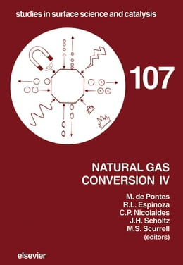 Book Natural Gas Conversion IV by Pontes, M. de