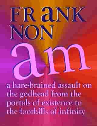 Am: A Hare-brained Assault On the Godhead from the Portals of Existence to the Foothills of Infinity by Fr ånk Non