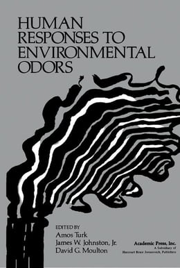 Book Human Responses to Environmental Odors by Turk, Amos