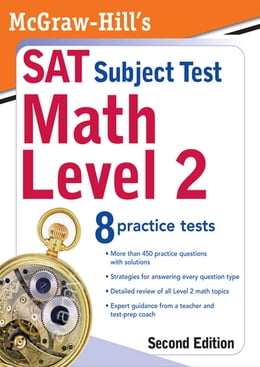Book McGraw-Hill's SAT Study Plus by John Diehl