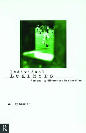 Individual Learners Personality Differences in Education