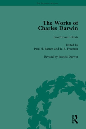 The Works of Charles Darwin: Vol 24: Insectivorous Plants (Second Edition,  1888)