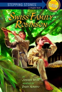 Book Swiss Family Robinson by Daisy Alberto