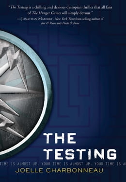 Book The Testing by Joelle Charbonneau