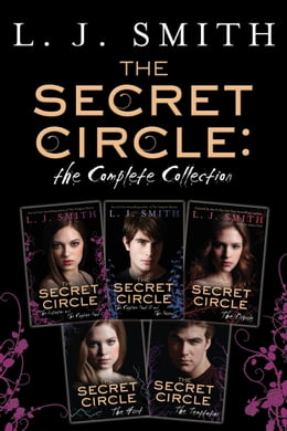 Book The Secret Circle: The Complete Collection: The Initiation and The Captive Part I, The Captive Part… by L. J. Smith