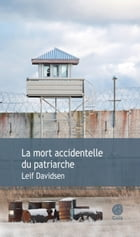 La mort accidentelle du patriarche by Leif Davidsen