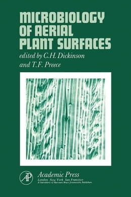 Book Microbiology of Aerial Plant surfaces by Dickinson, C.H.